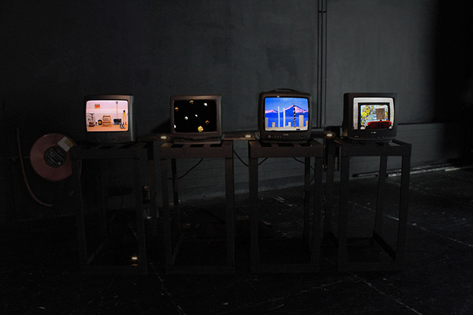 Installation at WORM Rotterdam