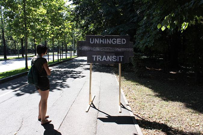Unhinged Transit