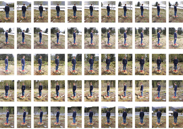 Viewing Platform: 55 images taken in sequence to create a 360 degree view