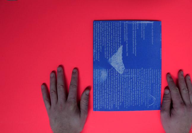 text and images Sasha Herman, graphic design Andreea Peterfi
